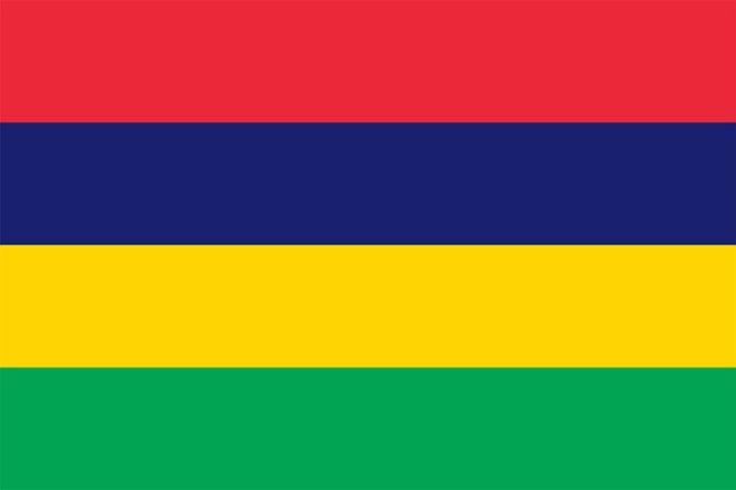Quốc kỳ Mauritius