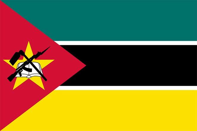 Quốc kỳ Mozambique