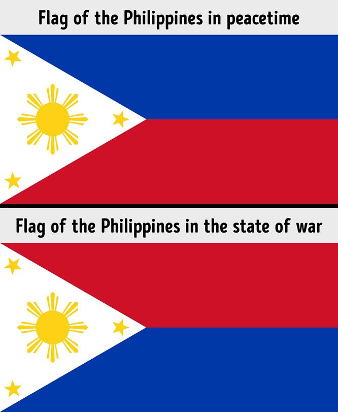 Quốc kỳ Philippines
