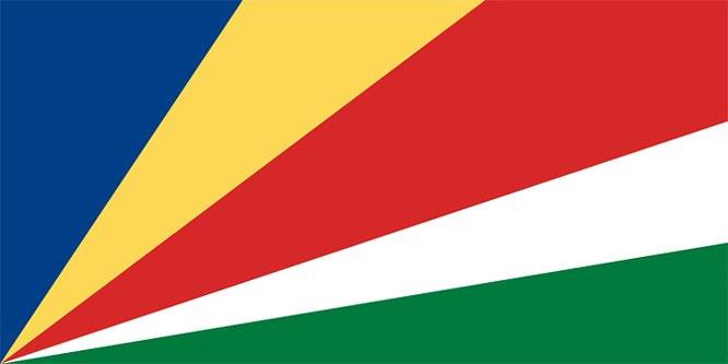 Quốc kỳ Seychelles