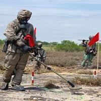 Thử nghiệm công nghệ rửa đất nhiễm dioxin tại sân bay Biên Hòa