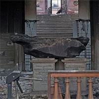 Thiên thạch hơn 5 tấn nguyên vẹn sau cháy lớn ở bảo tàng