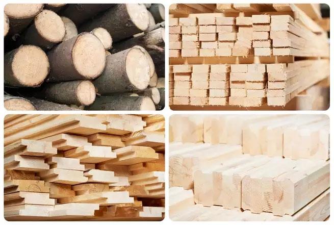 Ngày nay, các khối gỗ đã nhỏ hơn, đẹp hơn và đàn hồi tốt hơn với môi trường tại thời điểm bán.