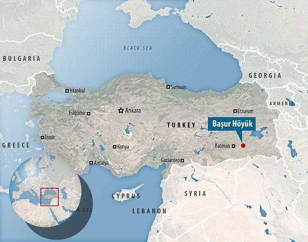 Başur Höyük được nhận định rằng chính là Mesopotamia - cái nôi của nền văn minh nhân loại.