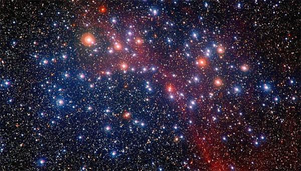 Các nhà khoa học vừa thấy chút dấu vết kì lạ, xuất hiện trong tiếng vọng của ánh sáng nằm tại rìa vũ trụ.