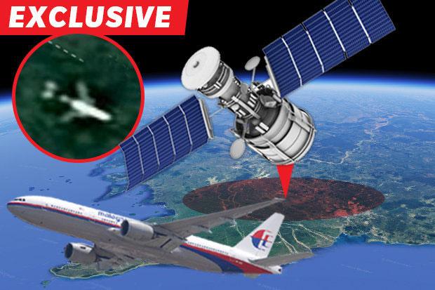 Vệ tinh Trung Quốc cho thấy không tìm thấy các mảnh vỡ của MH370 ở khu vực rừng Campuchia.