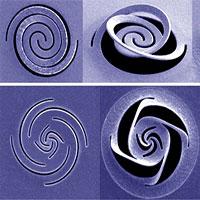 Thiết bị quang học kích cỡ nano lấy cảm hứng từ nghệ thuật kirigami