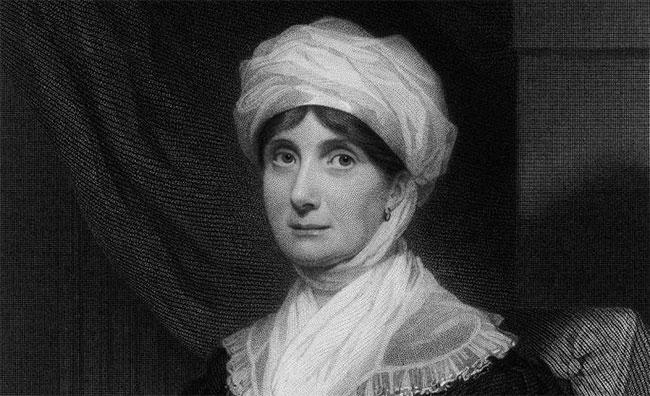 Joanna Baillie - nhà thơ và nhà soạn kịch người Scotland.