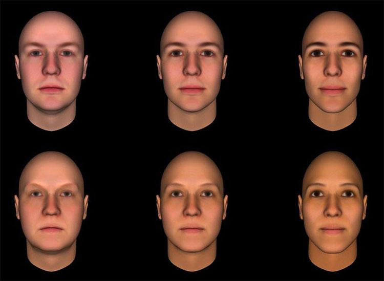 n tượng về tính cách của người khác thông qua khuôn mặt hình thành trong vòng chưa đến 1 giây.