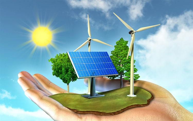 Năng lượng tái tạo là những nguồn năng lượng vô hạn, liên tục...
