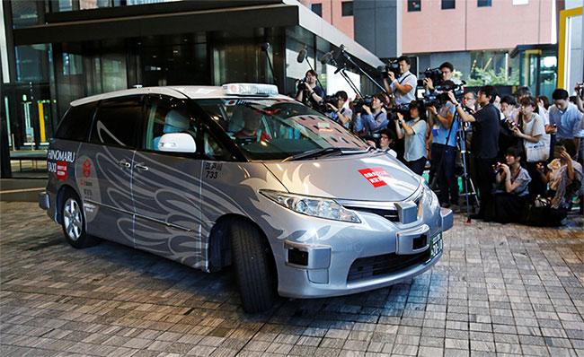 Phương tiện tự động sẽ giúp dịch vụ taxi giảm chi phí và tiếp cận được nhiều người hơn.