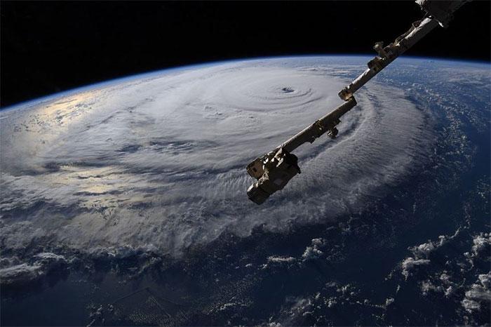 Florence là siêu bão cấp 4, hình thành ở bờ Đông nước Mỹ