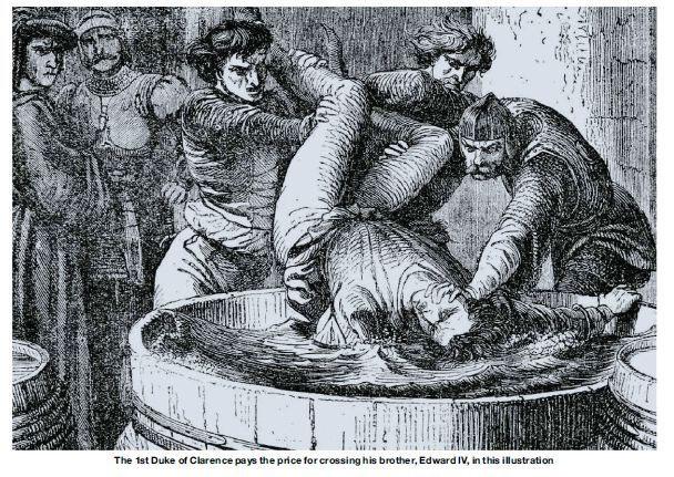 Chết trong thùng rượu
