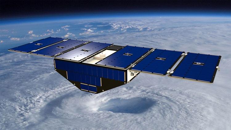 Vệ tinh thời tiết của NASA.