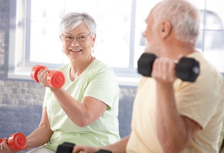 Không phải bài tập luyện thể lực nào cũng đều thích hợp cho tất cả mọi bệnh nhân.