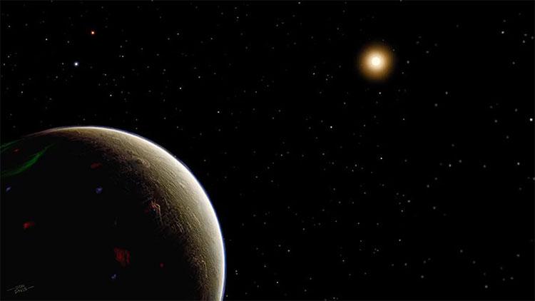 """Cận cảnh """"hành tinh Vulcan"""" vừa được phát hiện"""