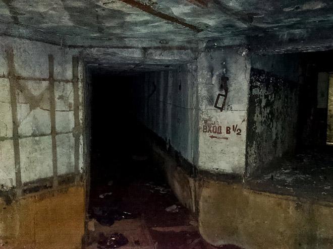 Hầm chứa tên lửa R-12 Dvina tại Latvia, ngày nay bị bỏ hoang
