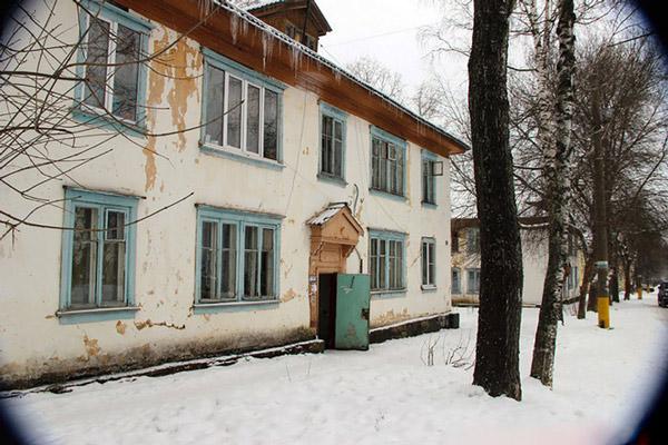 Một khu vực thuộc Trung tâm virus Liên Xô tại Zagorsk-6
