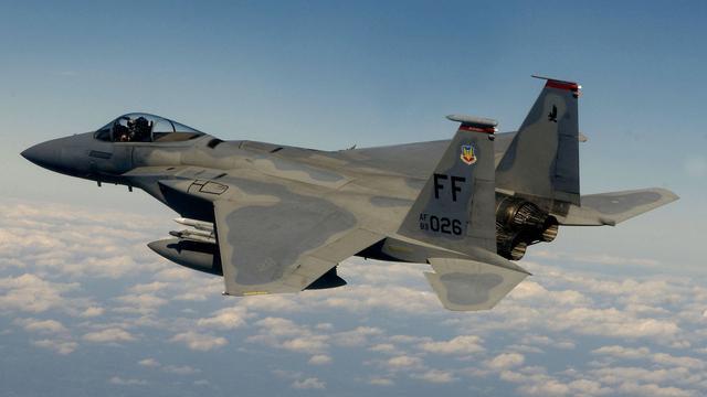 Máy bay chiến đấu tiêu hao nhiên liệu rất lớn