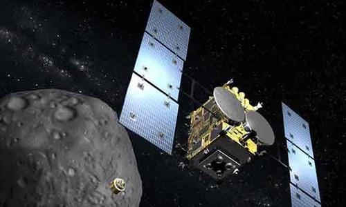 Tàu Hayabusa 2 tiếp cận tiểu hành tinh Ryugu cuối tháng 6