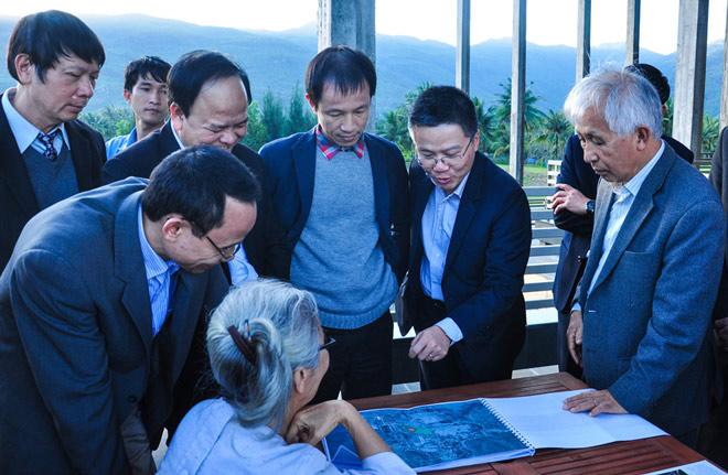 Giáo sư Ngô Bảo Châu góp ý xây dựng cụm công trình