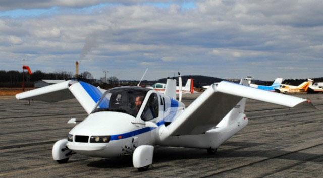 Transition có thể bay tới độ cao tối đa là 3.050 mét.