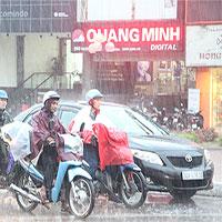 Dự báo thời tiết hôm nay: Gió mùa Đông Bắc tràn về, Hà Nội sắp mưa rét