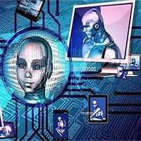 Người chết hồi sinh thành… robot