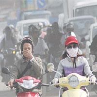 Đồng vị phóng xạ chì trong không khí Hà Nội cao nhất vào mùa đông