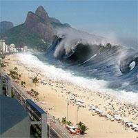 Vì sao sóng thần có thể hủy diệt mọi vật cản?