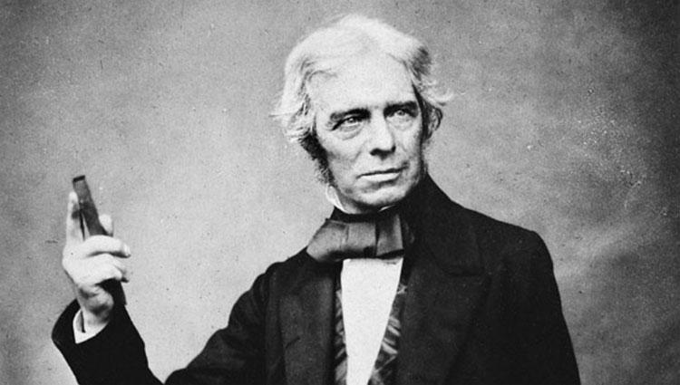 Michael Faraday - nhà vật lý thiên tài của thế kỷ XIX.