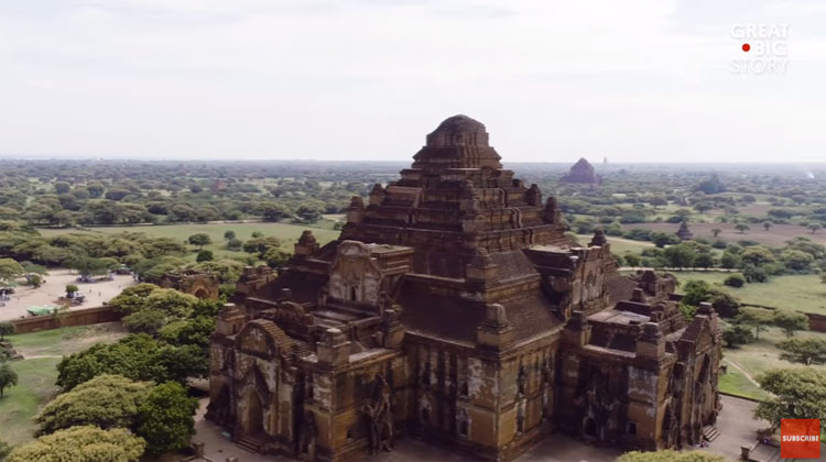 Khu khảo cổ Bagan