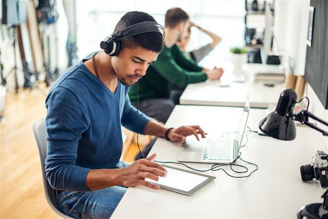 Âm nhạc sẽ khiến tác tác vụ trở nên nhanh hơn đối với các công việc đòi hỏi thao tác lặp đi lặp lại.