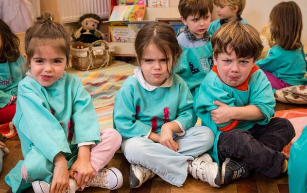 Trẻ em đi học mẫu giáo hoặc nhà trẻ ít có khả năng bị yếu kém về kỹ năng xã hội.