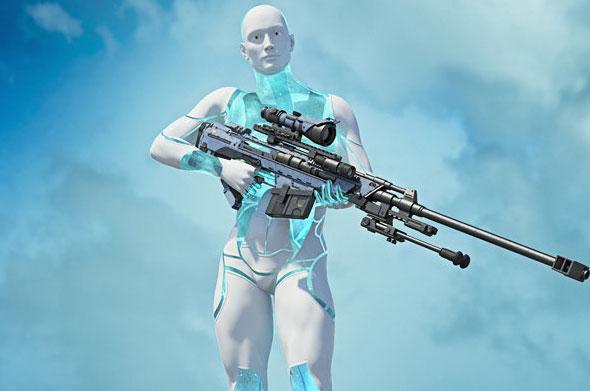 Công nghệ giúp tự động hóa vũ khí đang phát triển nhanh hơn công nghệ giúp con người kiểm soát các robot sát thủ.