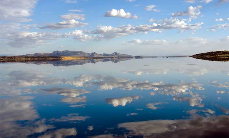 Hồ Magadi