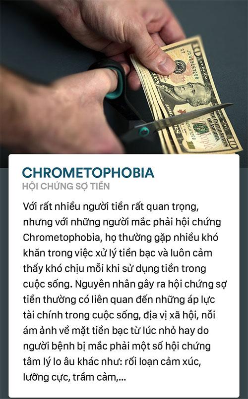 Hội chứng sợ tiền