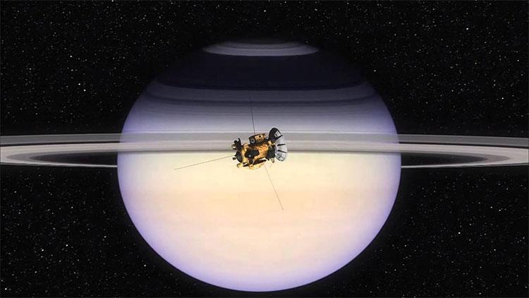 Dường như trong vành đai sao Thổ có rất nhiều hạt silicate và nước đá.