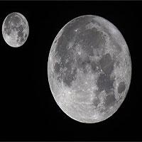 Liệu Mặt trăng có trăng của chính nó? Và bạn sẽ rất bất ngờ với tên gọi của nó đấy!