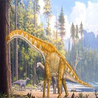Phát hiện bộ xương khủng long khổng lồ có tuổi thọ 70 triệu năm