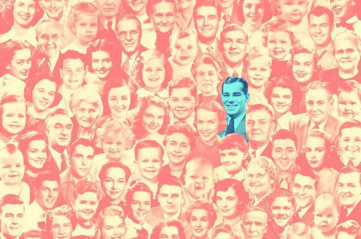 Trung bình một người có thể nhận diện được khoảng 5.000 khuôn mặt khác nhau.