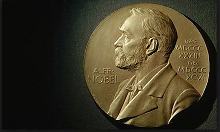 Huy chương nobel