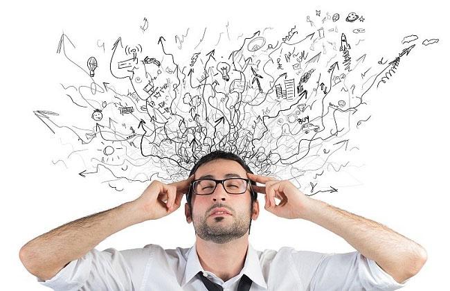 Stress là nguyên nhân khiến tinh thần ủ rũ, lười vận động.