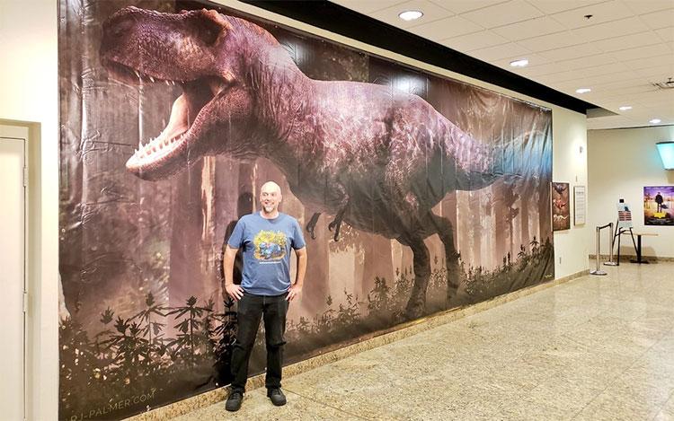 Hình ảnh mới về T-Rex