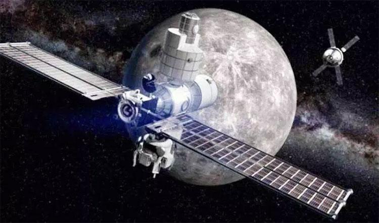 Tham gia xây dựng Cổng Vũ trụ Mặt trăng còn có các công ty, tập đoàn lớn.