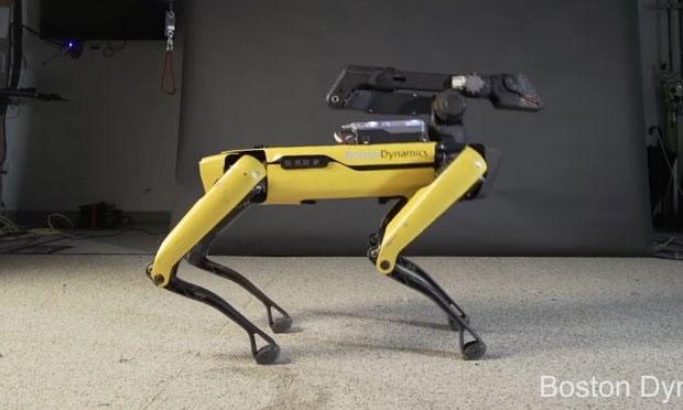 Robot SpotMini