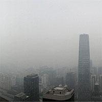 Sương mù ô nhiễm của Bắc Kinh trở lại do dân chúng dùng nước hoa và gel xịt tóc?