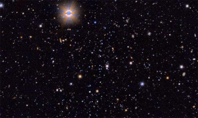 Một trong những sao lùn đầu tiên được phát hiện có tên là Sagittarius II.