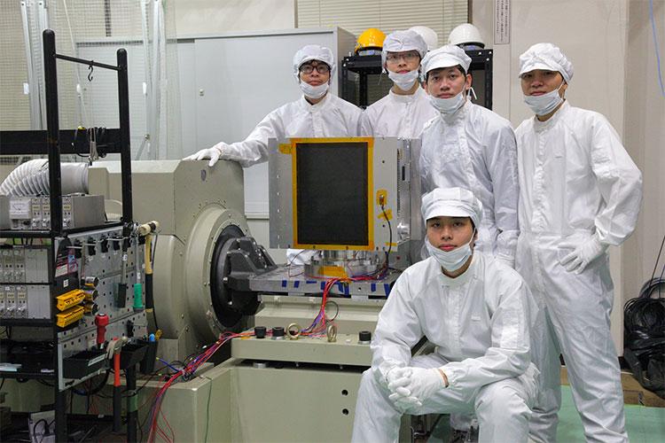 Vệ tinh MicroDragon (50kg)