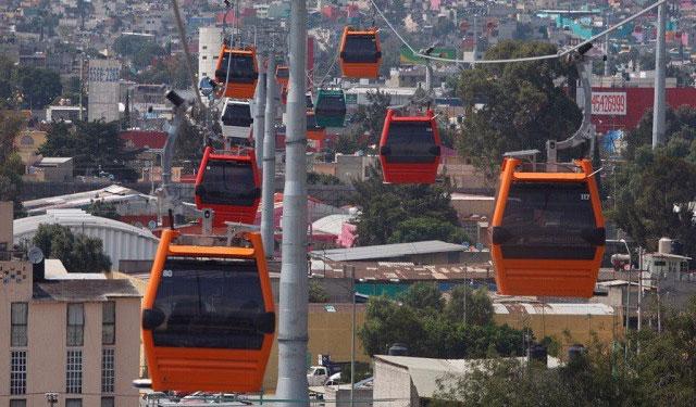 Cáp treo đô thị thân thiện với môi trường hơn, nhanh hơn
